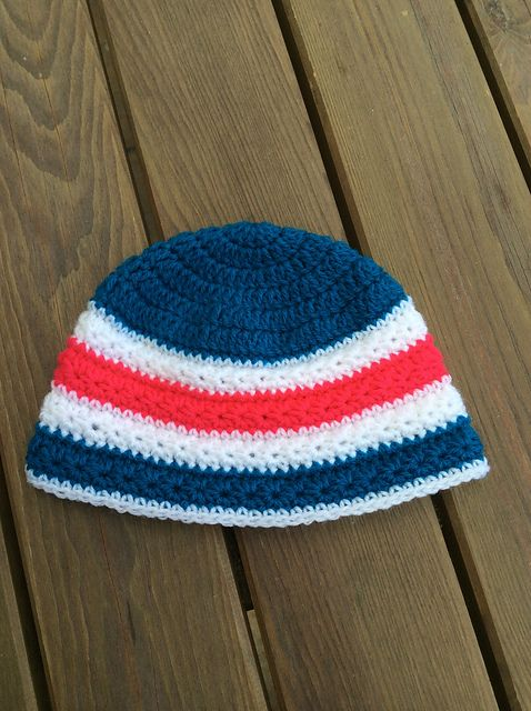 Ravelry: crochetandsmile's Starry Hats in Stripes