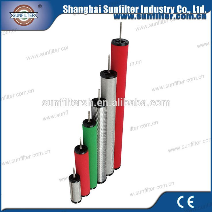 Replacement Atlas Compressed Air/Oil Filter Elements