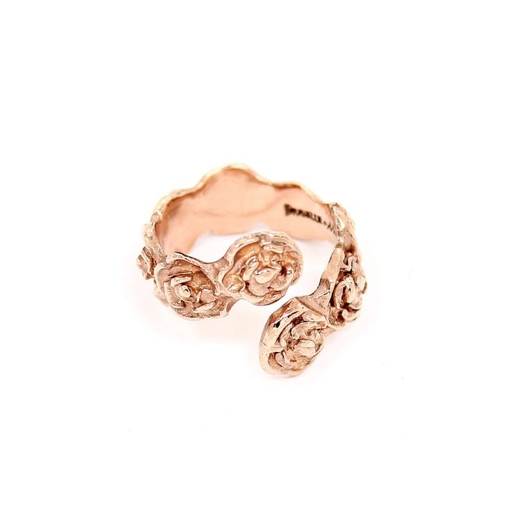 DANIELLE ROSE WRAP Ring - Rose Gold