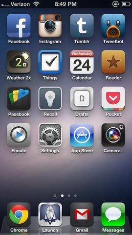 Matt - iPhone 5 | Desktoply