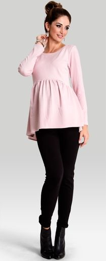 Lady pudre вискозная блуза для беременных