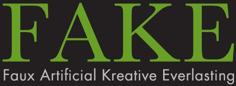 The creative team at FAKE (Faux Artificial Kreative Everlasting), have 20 years experience in artificial floristry. Their main focus is their customers complete satisfaction. All of their work is designed and created to order with you and your environment specifically in mind. They produce contemporary key pieces and installations using only the best of artificial florals and plants sourced. Quality is the single most important factor in their choice of products.