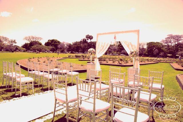 New Farm Park - Wedding Ceremony Venue