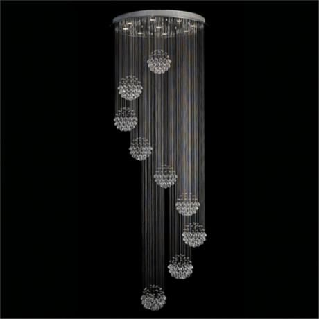 17 best images about crystal elegance on pinterest chrome finish vienna and bathroom light - Bathroom chandeliers crystal ...