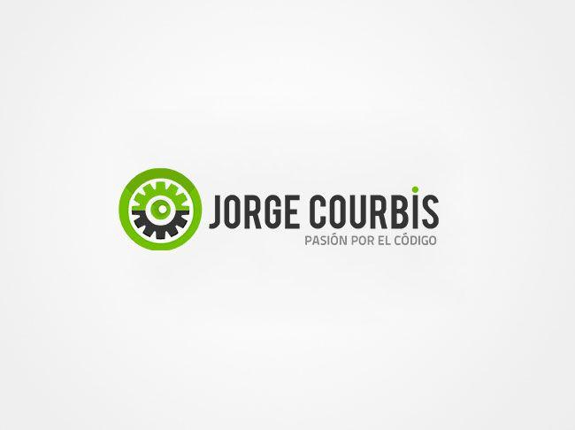 Logotipo Jorge Courbis www.jorgecourbis.cl