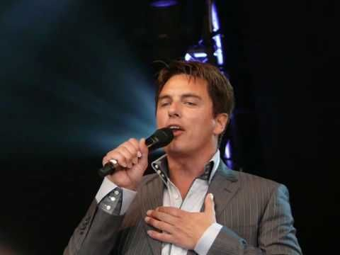 """John Barrowman, """"Your Song"""" 