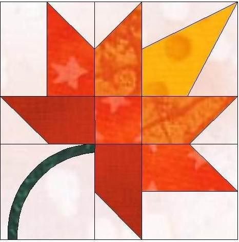 quilts with leaf patterns - Google Search