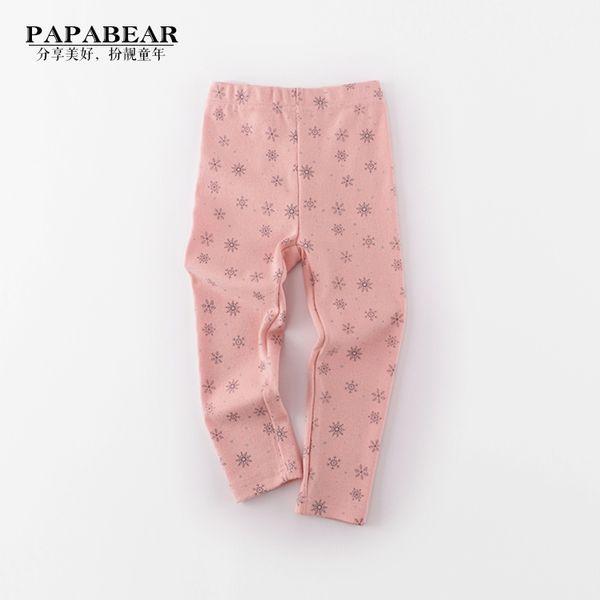Детские джинсы и штаны из Китая :: Осенние новых 2015 корейских детей девочек леггинсы с растянуть хлопка печати baby ноги штаны длинные брюки.