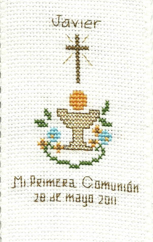 Caliz primera comunion