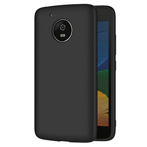 Coque Moto G5, AICEK Noir Silicone Coque pour Lenovo Moto G5 Housse Motorola Moto G5 (5,0 Pouces) Noir Silicone Etui Case #Coque #Moto #AICEK #Noir #Silicone #pour #Lenovo #Housse #Motorola #Pouces) #Etui #Case