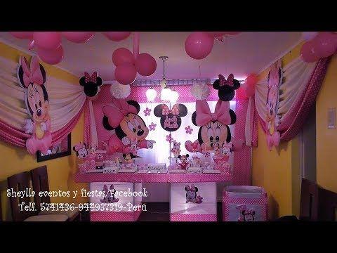 Best 25 candy bar de minnie ideas on pinterest mesas de - Como hacer adornos para fiestas ...