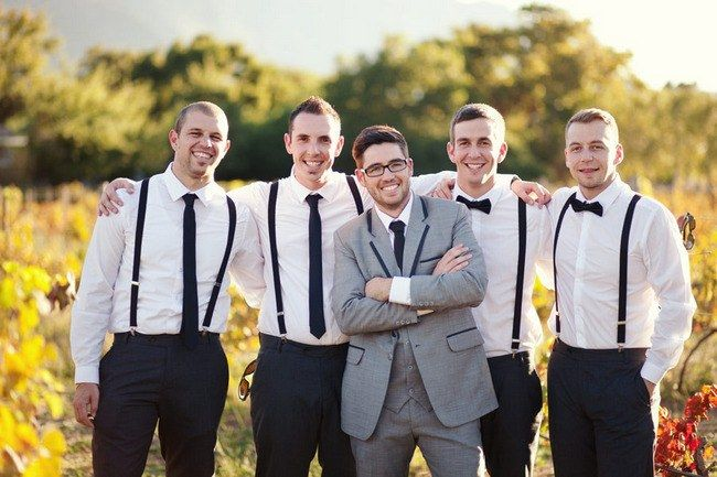 30 Totally Fun Wedding Photo Ideas and Poses for Your Wedding Party ♥ WEDDING PHOTO INSPIRATION ♥ Groomsmen (10)