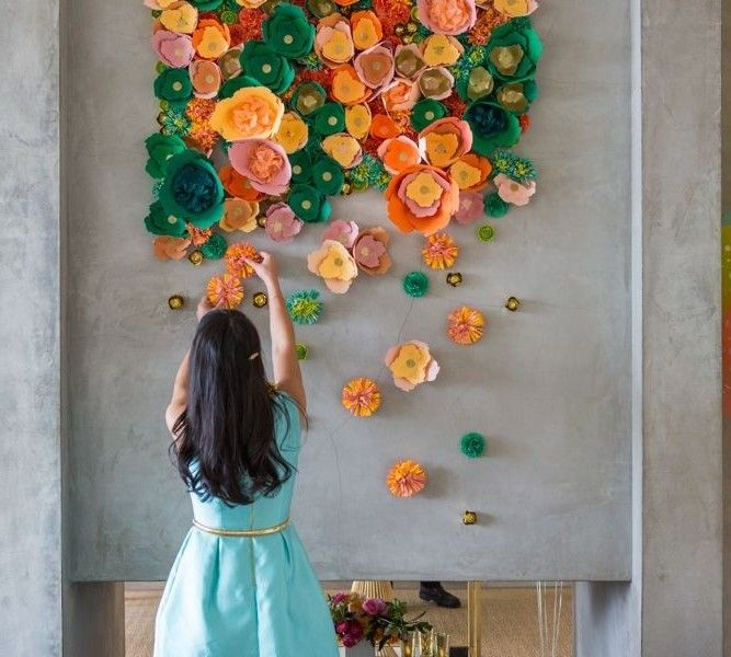 56 best DIY / Papierblumen images on Pinterest | Bricolage, Flower ...