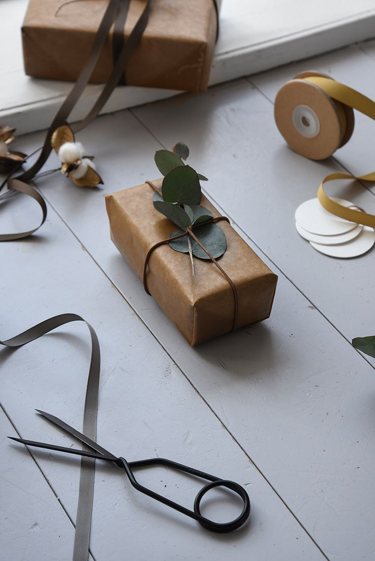 Only Deco Love: Wrapping Tip : Wax Paper
