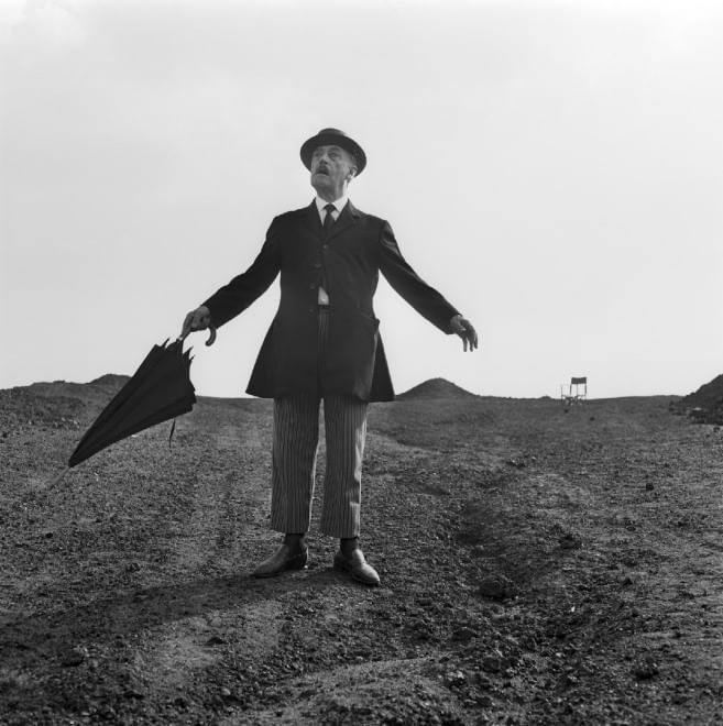 #cinema Sul set con Pasolini, le foto inedite a Molise Cinema - Spettacoli - Repubblica.it