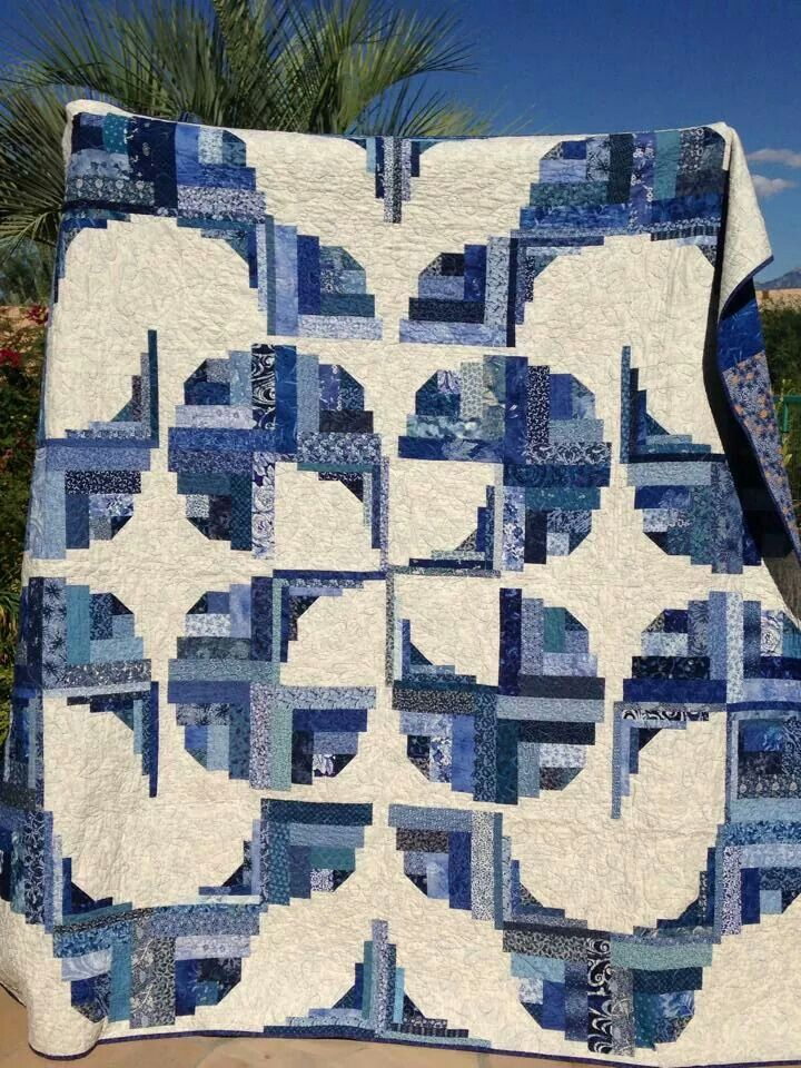 Log Cabin Quilt Pattern Variations Talentneeds
