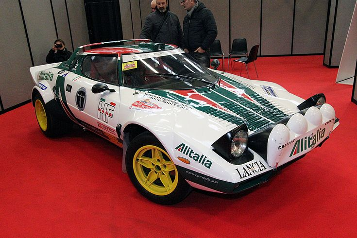 Lancia Strato's Rally Spec – WEB CARTOP