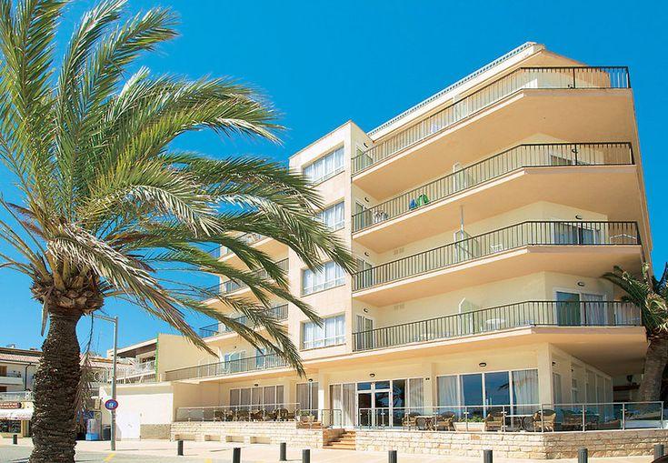 "14 Tage #Mallorca: 4-Sterne-Hotel ""Las Arenas"" All-Inclusive // #urlaub #reise"
