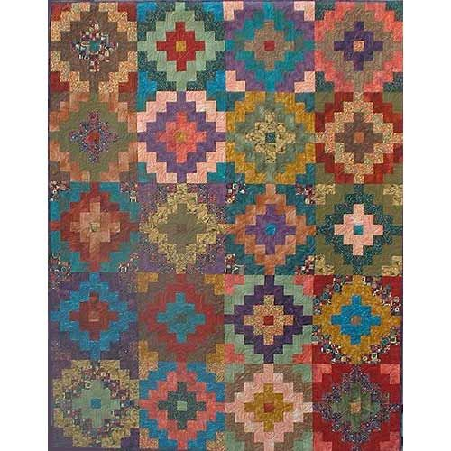 49 best Quilt - Navajo-Squash Blossom-Lady of the Lake images on ... : native american quilt block patterns - Adamdwight.com