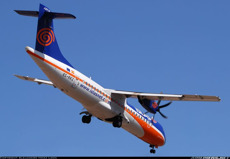 ATR ATR-72-500 (ATR-72-212A) - Islas Airways   Aviation Photo #1761878   Airliners.net