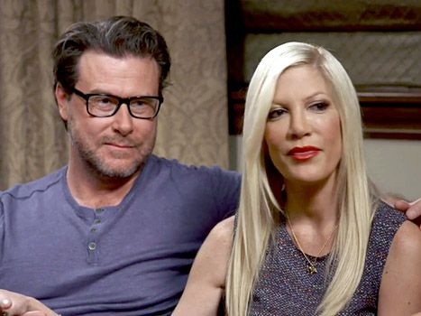 True Tori Reunion: Tori Spelling, Dean McDermott on Rumors, Questions - Us Weekly
