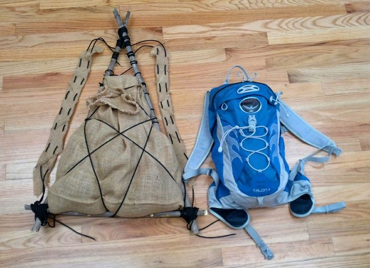 какого объема рюкзак нужно брать в поход