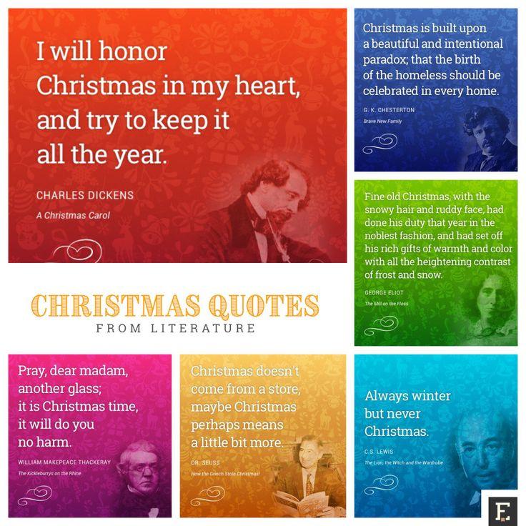 Die Besten 25+ Weihnachten Zitate Dickens Ideen Auf