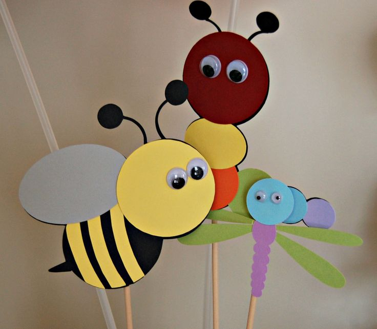 Bug Party Centerpiece - Insect Party Decor