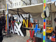 Arkonaplatz Flohmarkt, Berlin