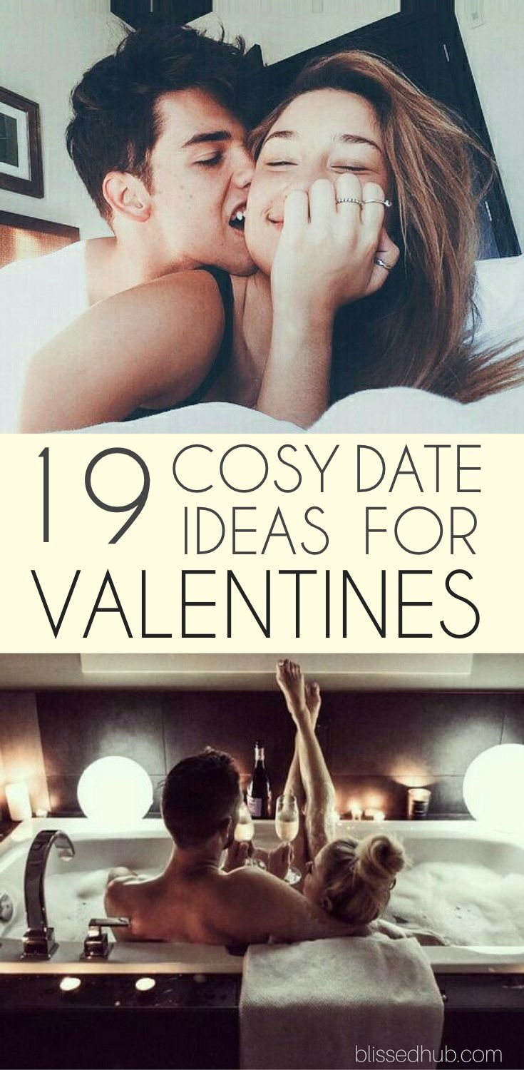 19 COSY DATE IDEAS FOR VALENTINES DAY - cuddles, boyfriend, girlfriend, date night - These amazing date night ideas will never leave you and your loved one bored! I just have too many to choose from this valentines day!