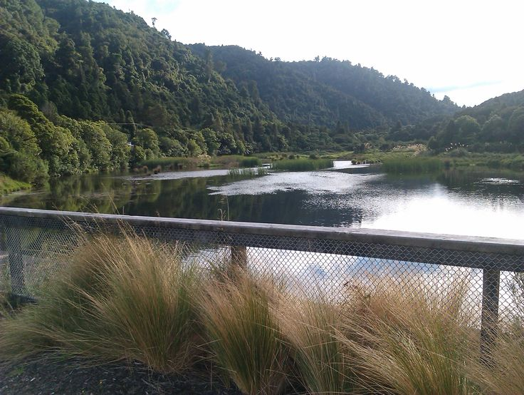 The Historic Wainuiomata Dam