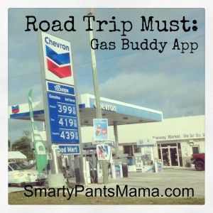 how a gas price app saved us money
