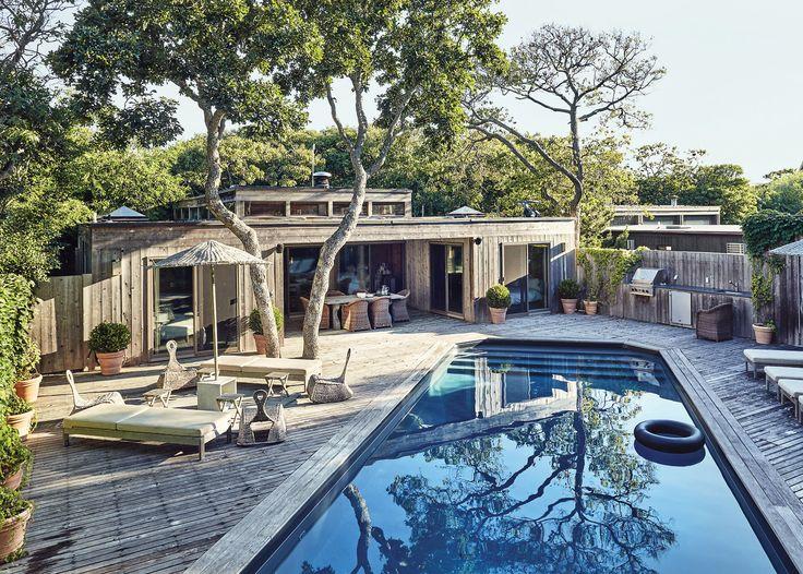 The decorator's Ikea-filled bungalow looks nothing like his lavish interiors…