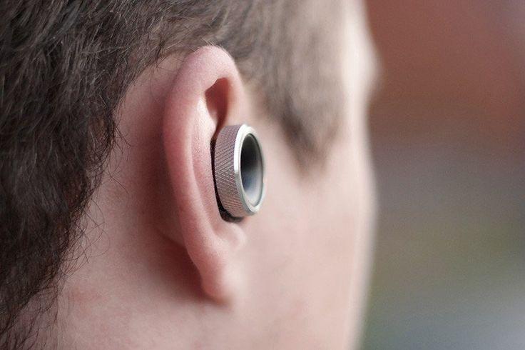 Fone de ouvido permite cancelar os volumes da 'vida real'