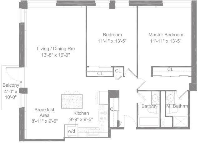 Chicago Condo Floor Plans: 12 Best 3033 N Sheridan, Chicago Condos Images On