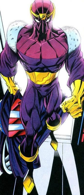 Baron_Helmut_Zemo - Zemo is the son of Baron Helnrich Zemo, the master Nazi scientist and enemy of Captain America during WW II.
