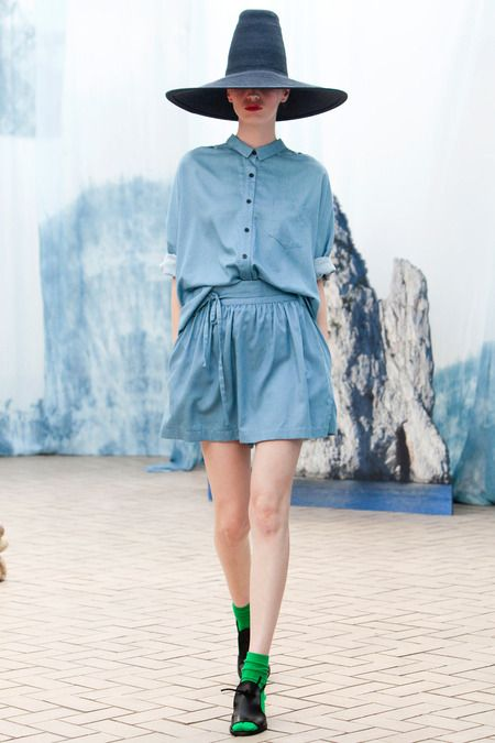 Creatures of Comfort Spring 2014 Ready-to-Wear Collection