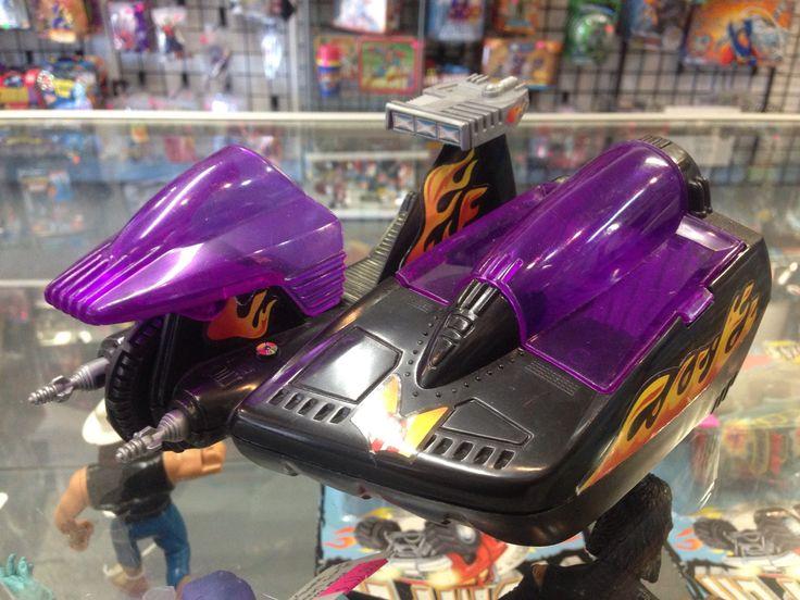 Mattel Secret Wars Doom Cycle