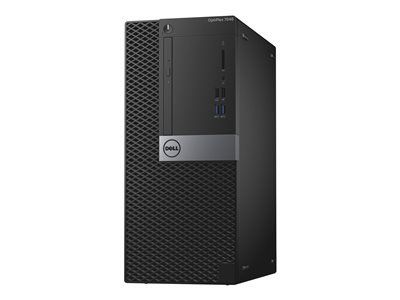 Dell Optiplex 7040 - Core I7 6700 3.4 Ghz - 8 Gb - 1 Tb - English. Dell OptiPlex 7040 - MT - 1 x Core i7 6700 / 3.4 GHz - RAM 8 GB - HDD 1 TB - DVD-Writer - Radeon R7 350X - GigE - Win 10 Pro 64-bit / Win 7 Pro 64-bit downgrade - vPro - Monitor : none - keyboard: EnglishThe Mini Tower redesigned chassis is ~43% smaller, and the Small Form Factor was reduced by ~7%. Dell Client Command Suite free tools allow flexible and automated BIOS or system configurations for your desktop…
