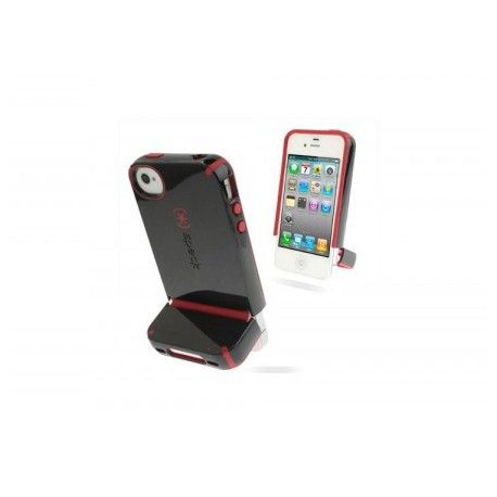 Cover con Supporto Verticale Flip - Per iPhone 4 4s http://www.clipperstore.it/double-layer-flip-cover-per-iphone-4-o-4s-110/