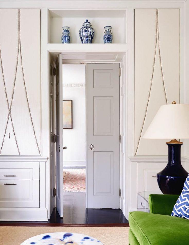 11 best upholstered doors images on Pinterest