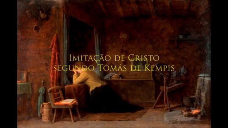 """Audiolivro """"Imitação de Cristo"""" - Livro Primeiro"""