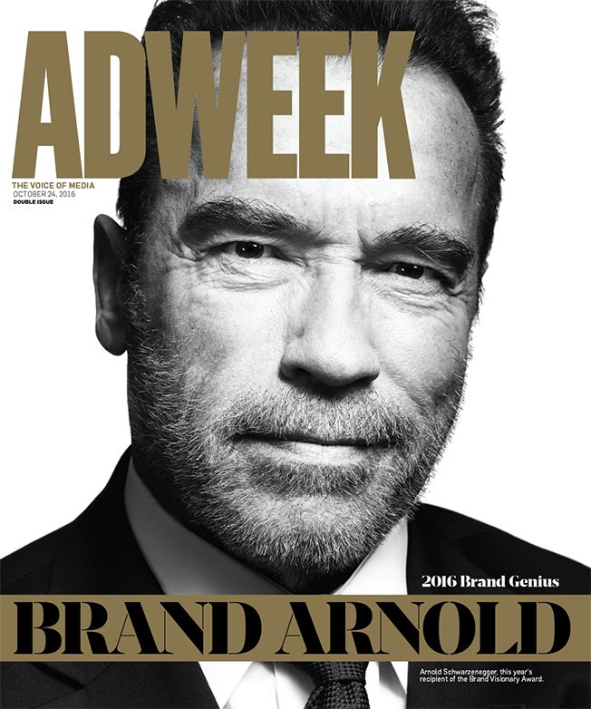 Arnold Schwarzenegger Wishes He Were Running for President This Year | Adweek