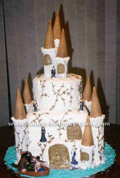 Coolest Harry Potter Cake Photos And Tips Birthday Cakes