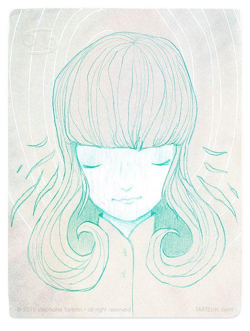 513 best images about astrology art on pinterest for Cancer horoscope elle