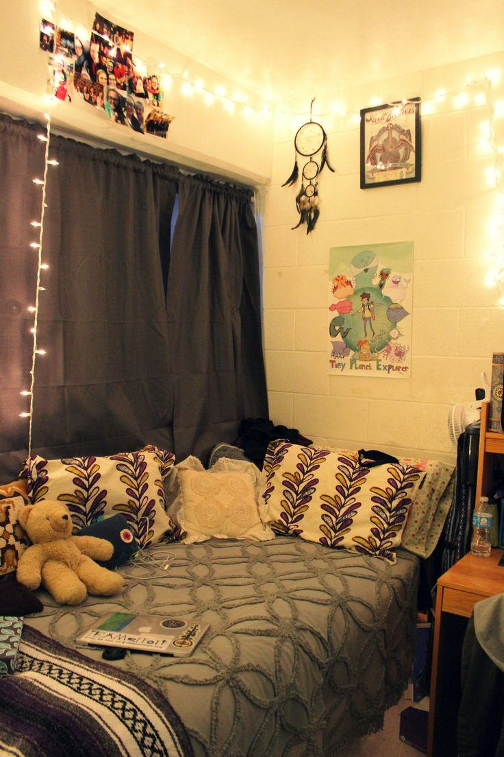 59 best Dorm Decor images on Pinterest | Bedrooms, Bedroom ideas and ...