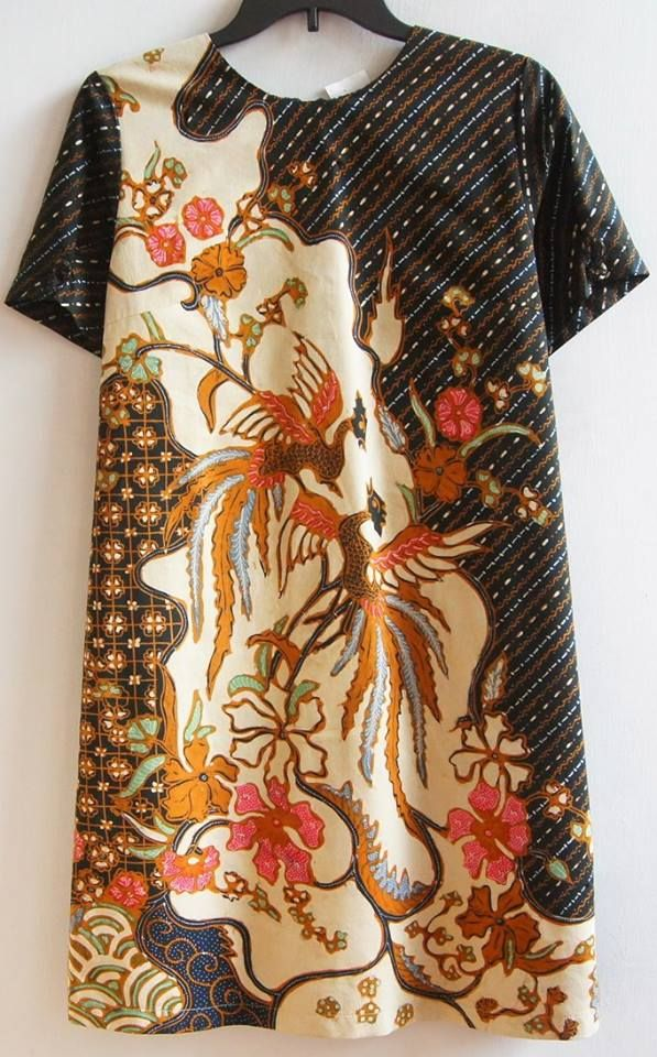 dress, top, blouse batik indonesia