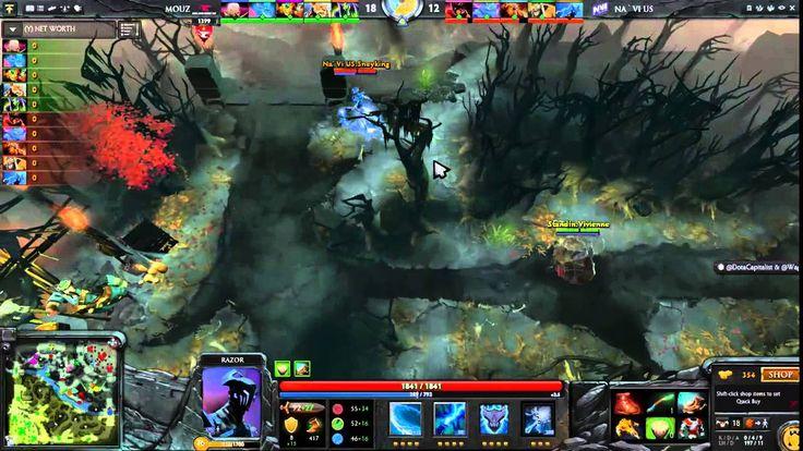 Dota2 MouseSports Victory Vs Natus Vincere US