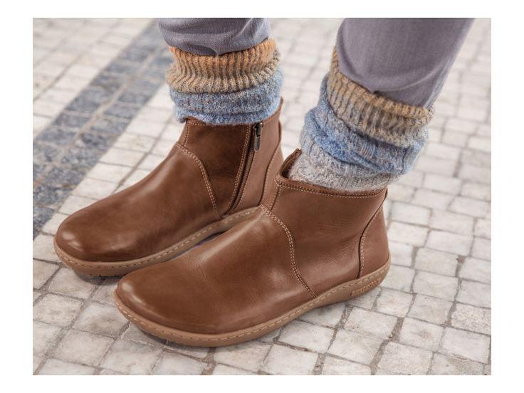 Love Birkenstock Bennington Natural Leather in Nut (Birkenstock Shoe Removable Footbed )