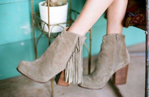 NEED. Prance Fringe Boot http://www.nastygal.com/shoes/prance-fringe-boot/?utm_source=pinterest&utm;_medium=smm&utm;_campaign=pinterest_nastygal